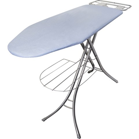 Morphy Richards 979000 Ironing Board with Garment - Blue