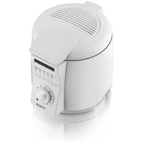 Elgento E17002 1L Fryer - White