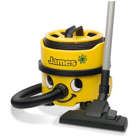 Numatic JVP18011 James Vacuum Cleaner - Yellow - 620W