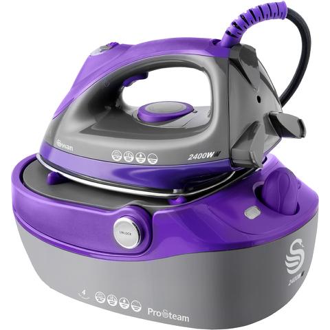 Swan SI9060N Steam Generator Iron - Purple