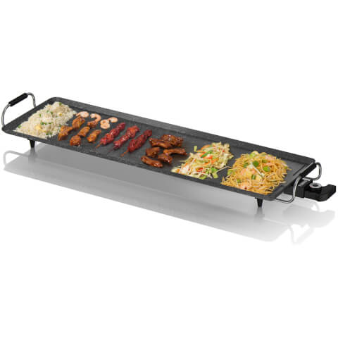 Tower T14008/MO 90cm Teppanyaki Grill - Black