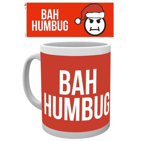 Christmas Bah Humbug - Mug