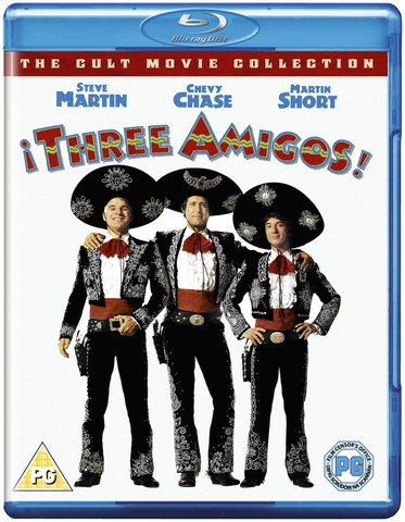 Three Amigos!