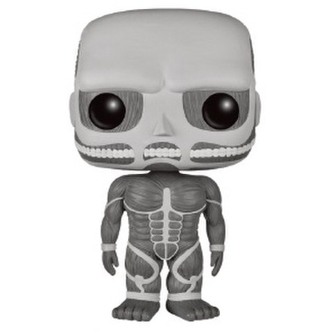 Ataque a los Titanes Colossal Limited Edition Black & White 6 inch Pop! Vinyl Figure