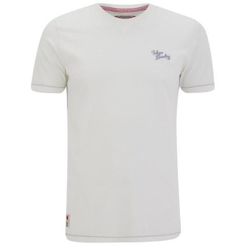 Tokyo Laundry Men's Bailey T-Shirt - Ivory