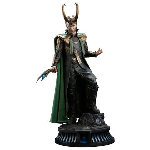 Marvel The Avengers Premium Statue Loki 60 cm