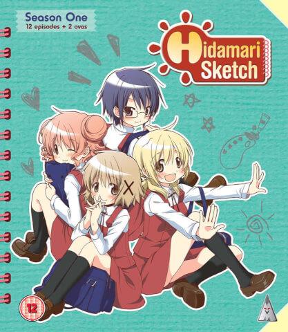 Hidamari Sketch Season One Collection