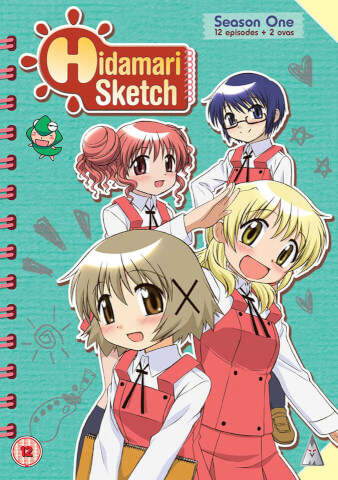 Hidamari Sketch Season One Collection
