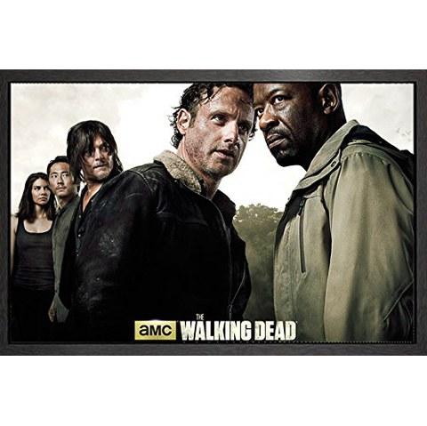 The Walking Dead - Season 6 - Framed Maxi Poster