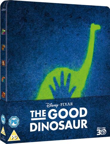 The Good Dinosaur - Zavvi UK Exclusive Limited Edition Steelbook