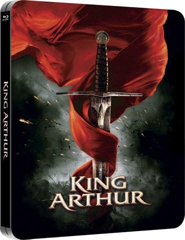 El Rey Arturo (Edición de Reino Unido) - Steelbook Exclusivo de Edición Limitada