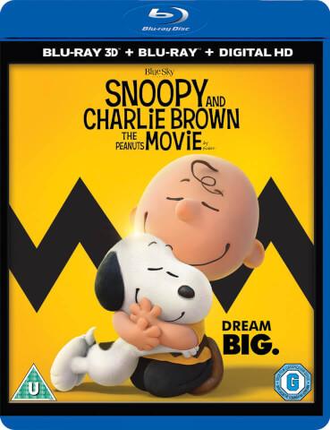 Snoopy et les Peanuts - Le Film 3D