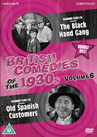 British Comedies of the 1930's - Volume 6