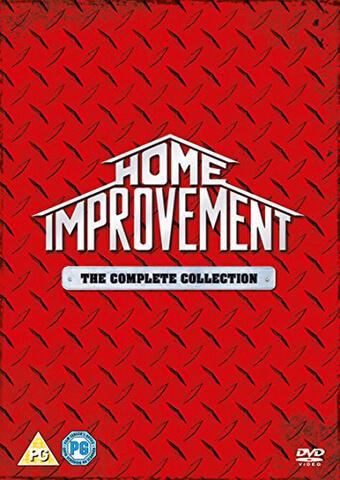 Home Improvement - Season 1-8