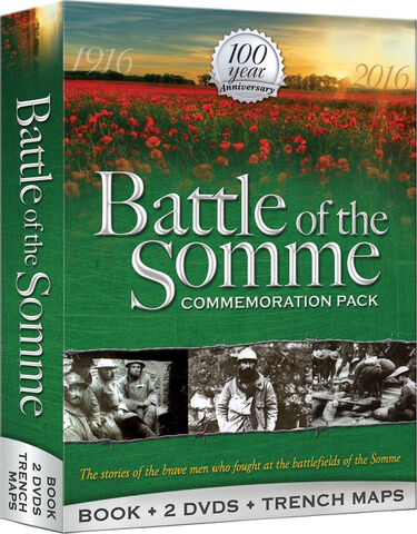 Battle of the Somme Commemoration Pack