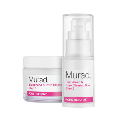 Murad Blackhead and Pore Cleansing Duo