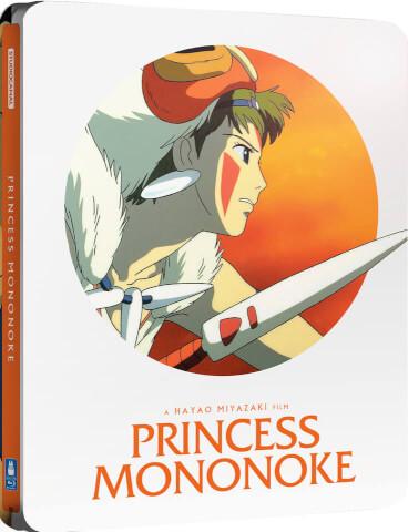 Prinzessin Mononoke - Zavvi exklusives Limited Edition Steelbook (limitiert auf 2000 Kopien) Blu-ray