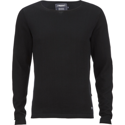 Produkt Men's Crew Neck Jumper - Black