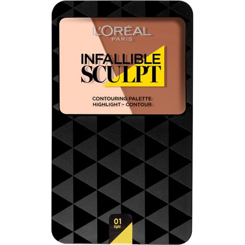 L'Oréal Paris Infallible Sculpting Palette (10g)