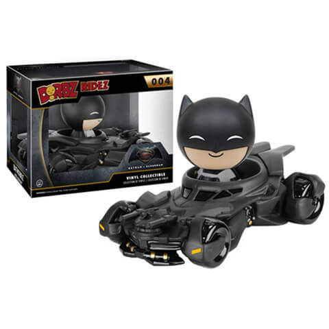 DC Comics Batman v Superman Dawn of Justice Batman Dorbz Ride Figuur