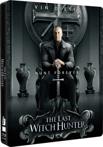 The Last Witch Hunter - Zavvi Exclusive Limited Edition Steelbook