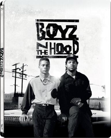 Boyz'n the Hood, la loi de la rue - Steelbook Exclusif Édition Limitée pour Zavvi