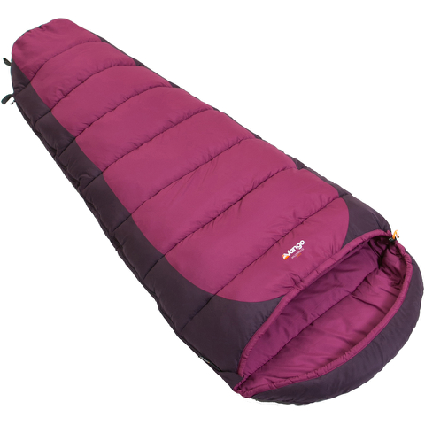 Vango Wilderness 250s Sleeping Bag - Single