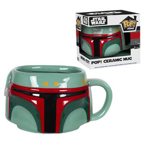 Star Wars Boba Fett Pop! Home Mug