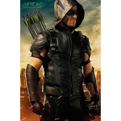 DC Comics Arrow Arrows - 24 x 36 Inches Maxi Poster