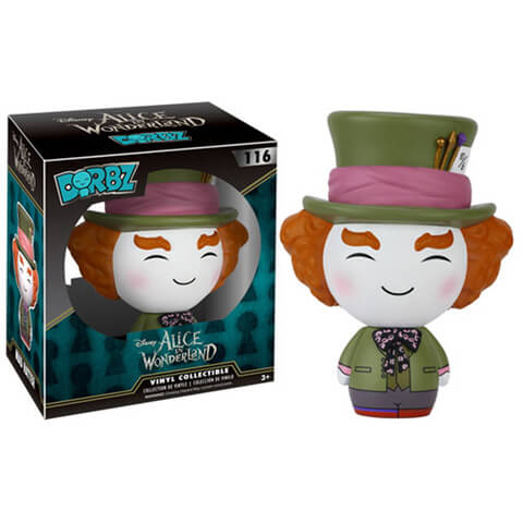 Alice im Wunderland Vinyl Sugar Dorbz Vinyl Figur Mad Hatter