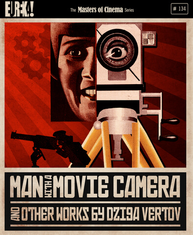Man With A Movie Camera - Limited Edition - Dual Format (Includes DVD)