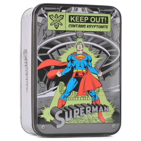 DC Comics Superman Tin