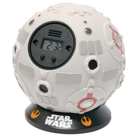 Star Wars Off the Wall Alarm Clock