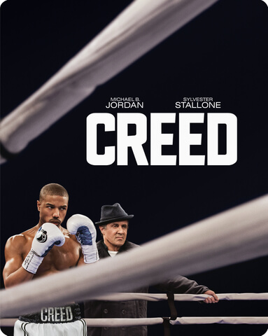 Creed - Limited Edition Steelbook