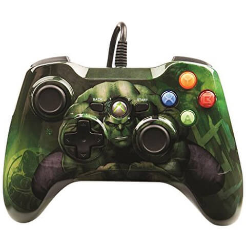 Marvel Avengers: The Hulk Xbox 360 Controller