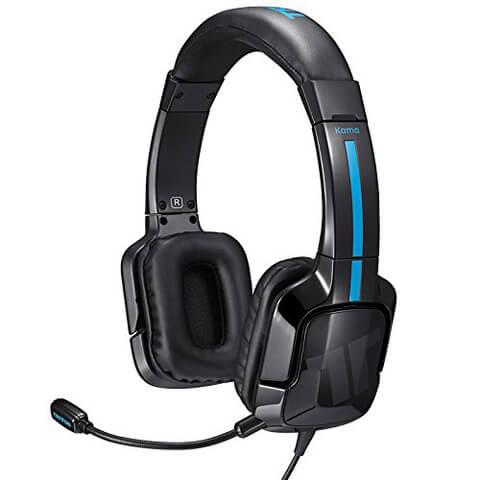 Tritton Kama Stereo Headset - Black