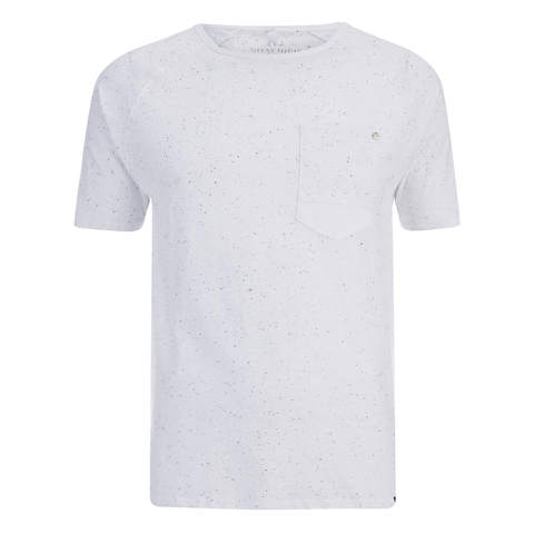 Smith & Jones Men's Caryatid Nep T-Shirt - White