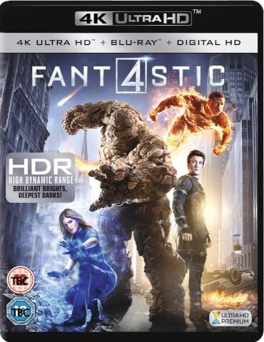 Les 4 Fantastiques - 4K Ultra HD