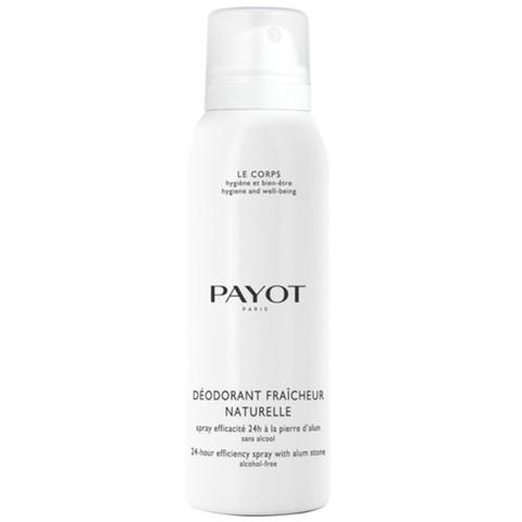 PAYOT Deodorant Fraicheur Natural 24-Hour Deodorant Spray 125ml