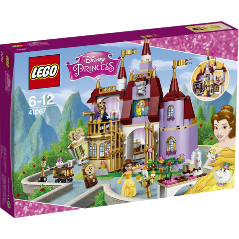LEGO Disney Princess: Belle's betoverde kasteel (41067)