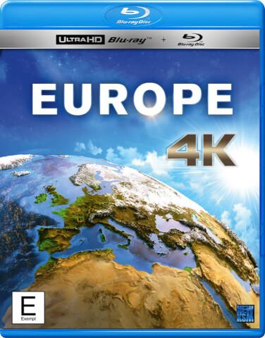 Europa - 4K Ultra HD