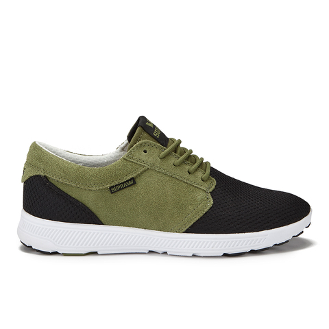 Supra Men's Hammer Run - Olive/Black
