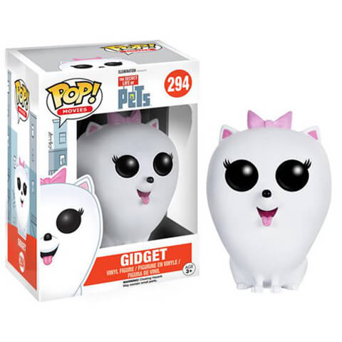 Pets Gidget Funko Pop! Figur