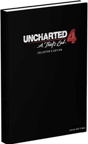 Uncharted 4: A Thiefs End Collector's Edition Game Guide