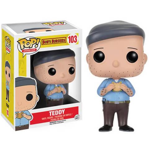 Bobs Burgers Teddy Funko Pop! Figur
