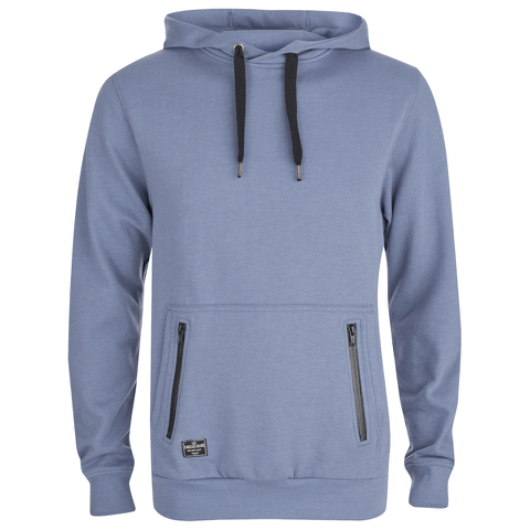 Threadbare Men's Lisbon Hoody - Blue