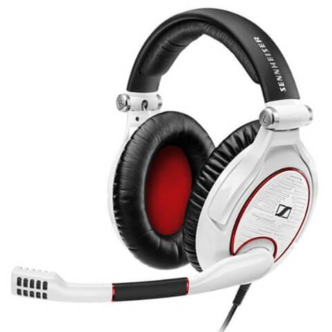Sennheiser Game Zero Open Professional Over-Ear Gaming Headset - White