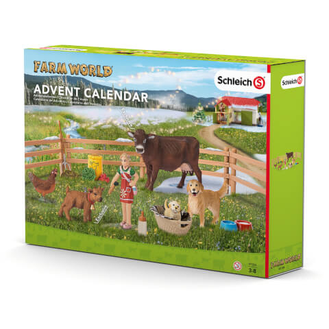 Schleich Advent Calendar: Farm World