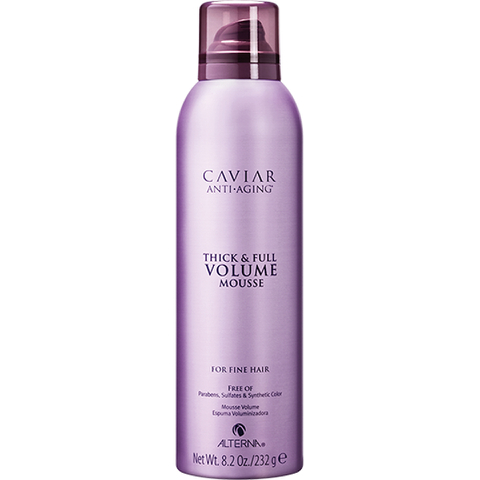 Alterna Caviar Thick & Full Volume Hair Mousse 232g