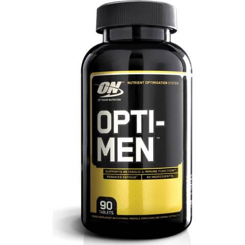 Optimum Nutrition Opti Men Multivitamin, 180 Tablets